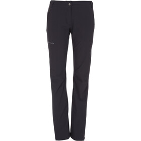 VAUDE Farley II Stretch Pants short Women black